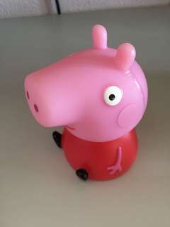 peppa pig night light