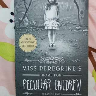 Ms Peregrine's Home for Peculiar Children