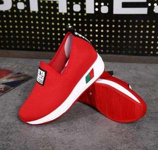Slip on Sneakers. Series 002.