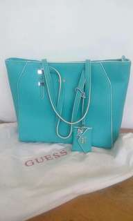 GUESS BAG with wallet 💯✔Authentic
