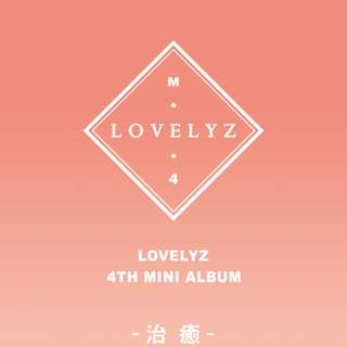 (MSIAN GROUP ORDER)  Lovelyz '4th Mini Album