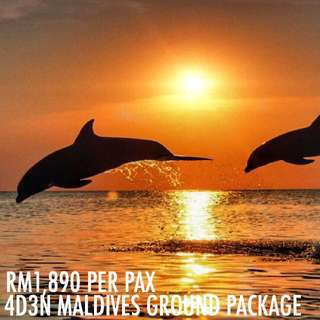 4D3N MALDIVES GROUND PACKAGE