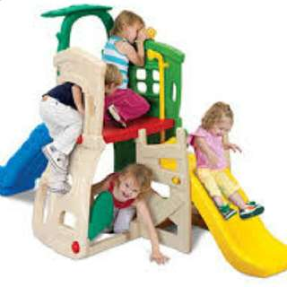 Playground For Kids Indoor Outdoor Brand New