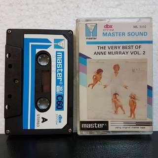 Cassette》The Very Best Of Anne Murray Vol 2