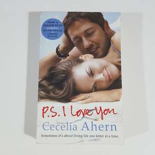 P. S I Love You by Cecelia Ahern