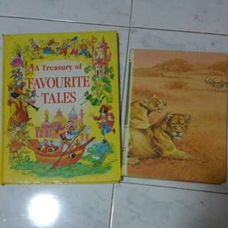 About Animals & Favourite Tales