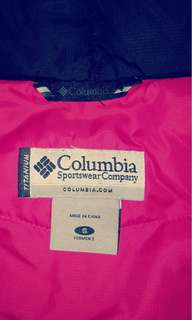 Columbia Titanium Jacket for Woman Almost new