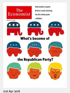 The Economist - What's the become of the Republican Party (21-27 April)