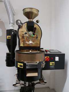 Garanti Coffee Roaster, 2kg, Used, Great Condition (Gas)