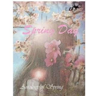 Ebook Spring Day - Yojinssi, Ghina, Winter Kyo, Vitamin Kyo, MissAuthor, Moka