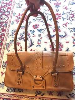 Leather bag 真皮手袋