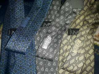 HERMES NECKTIES