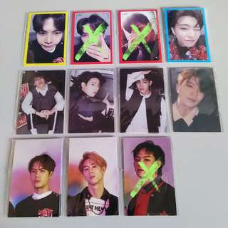 [WTS] GOT7 Eyes On You Pc