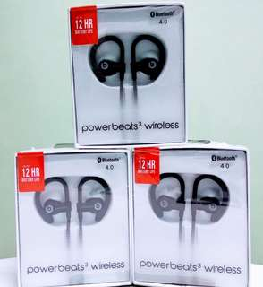 Beats by Dr Dre Powerbeats3 Wireless Earphone