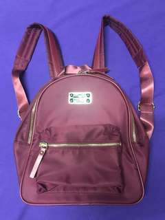 Kate Spade Backpack (Maroon) Authentic