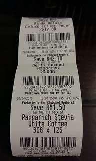 Free Tesco Discount