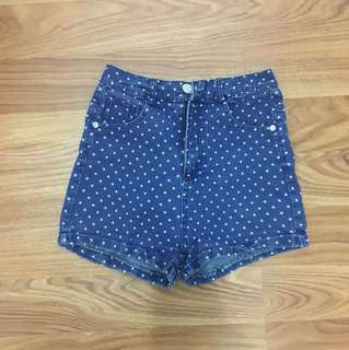Star Short Pants