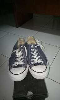 Converse ct ox navy low