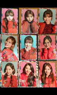 TWICE CANDY POP PHOTOCARDS [PO]