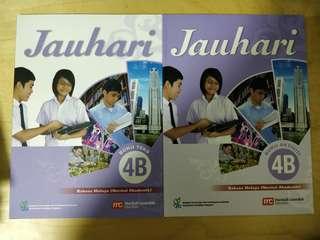 Jauhari (Normal Academic) 4B Textbook/Workbook