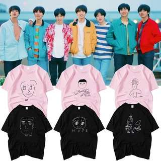 BTS FACE YOURSELF SHIRT