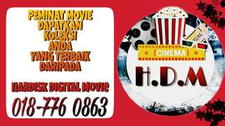 Hardisk Digital Movie