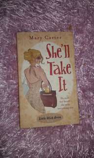 She'll Take It by Mary Carter