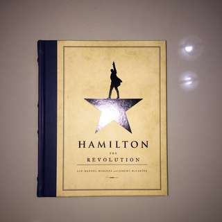 Hamilton The Revolution (Musical Production Book 2016)