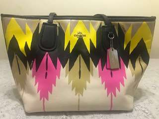 Authentic Coach bag (Limited edition)