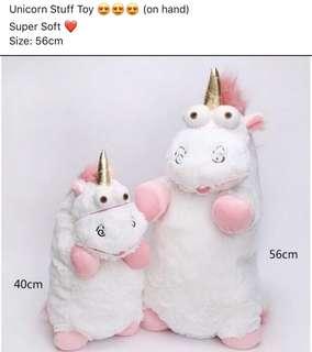 Unicorn Stuff Toy 🦄