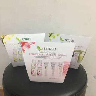 EPIGLO produced by MUSTIKA RATU - ESSENTIAL FACE COLLECTION! 3 VARIAN!