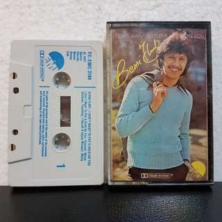 Cassette》Berni Flint - I Don't Want To Put A Hold On You