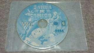 Nintendo Wii game Samba De Amigo