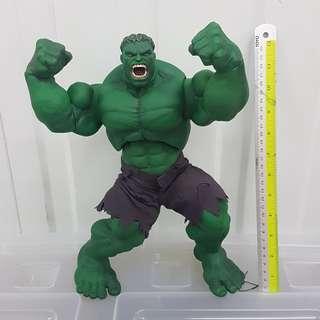 2003 incredible  hulk movie 13 inch avengers figure