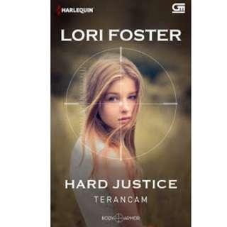 Ebook Terancam (Hard Justice) - Lori Foster
