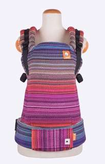 *NOW ONLY S$1250/- WEEKEND SALE* While Stock Last! BNWT Tula Toddler Full WC Erizo A World of Colours Margenta Weft