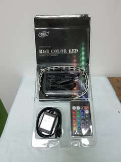 RGB COLOR LED