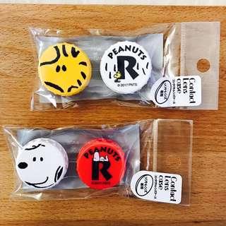 日本東京代購🇯🇵史奴比隱形眼鏡水盒 Snoopy原裝正版水盒