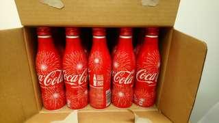 可口可樂日本火花版(可能係全香港最平$7.00 一枝)