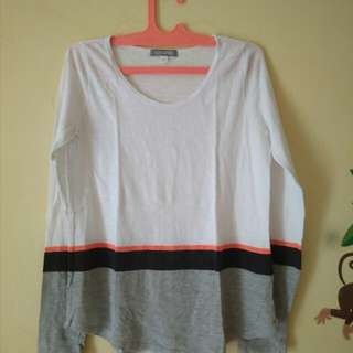 Long Sleeves TShirt /Kaos Lengan Panjang