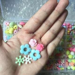 DIY handmade beaded baby toys educational toys for children