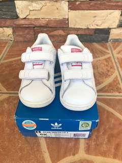 Adidas stan smith toddler shoes