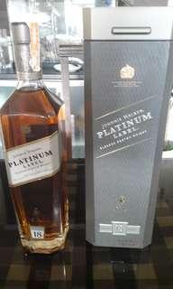 Johnnie Walker Platinum Label 18years