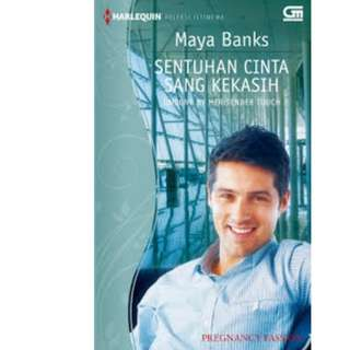 Ebook Sentuhan Cinta Sang Kekasih (Undone By Her Tender Touch) - Maya Banks