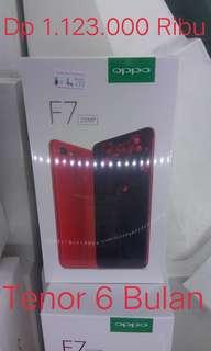 Oppo F7 4/64GB Bisa Kredit Tanpa Kartu Kredit