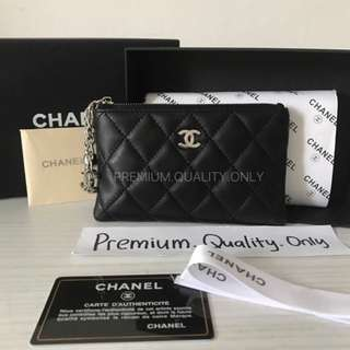 Real Snap Chanel Small pouch