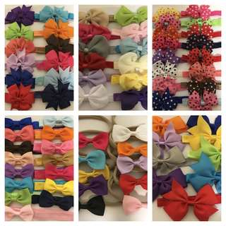 Baby Headbands Hairbands (Free Postage)