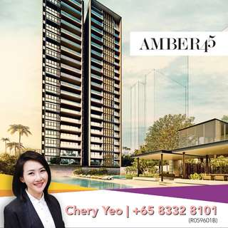 Amber 45 3BR for Sale