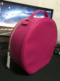 Lancome make up bag