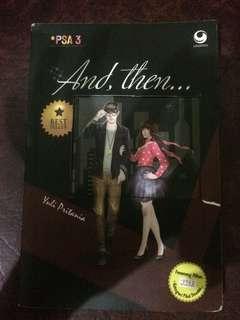 """Novel """"And,then selalu saja tentangmu"""""""